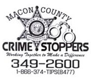 macon county nc crime stoppers