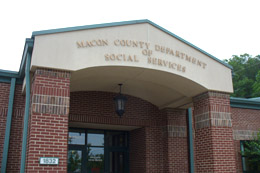 macon county nc department of social services