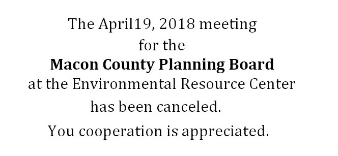 Cancel April 19 Planning Board Meeting