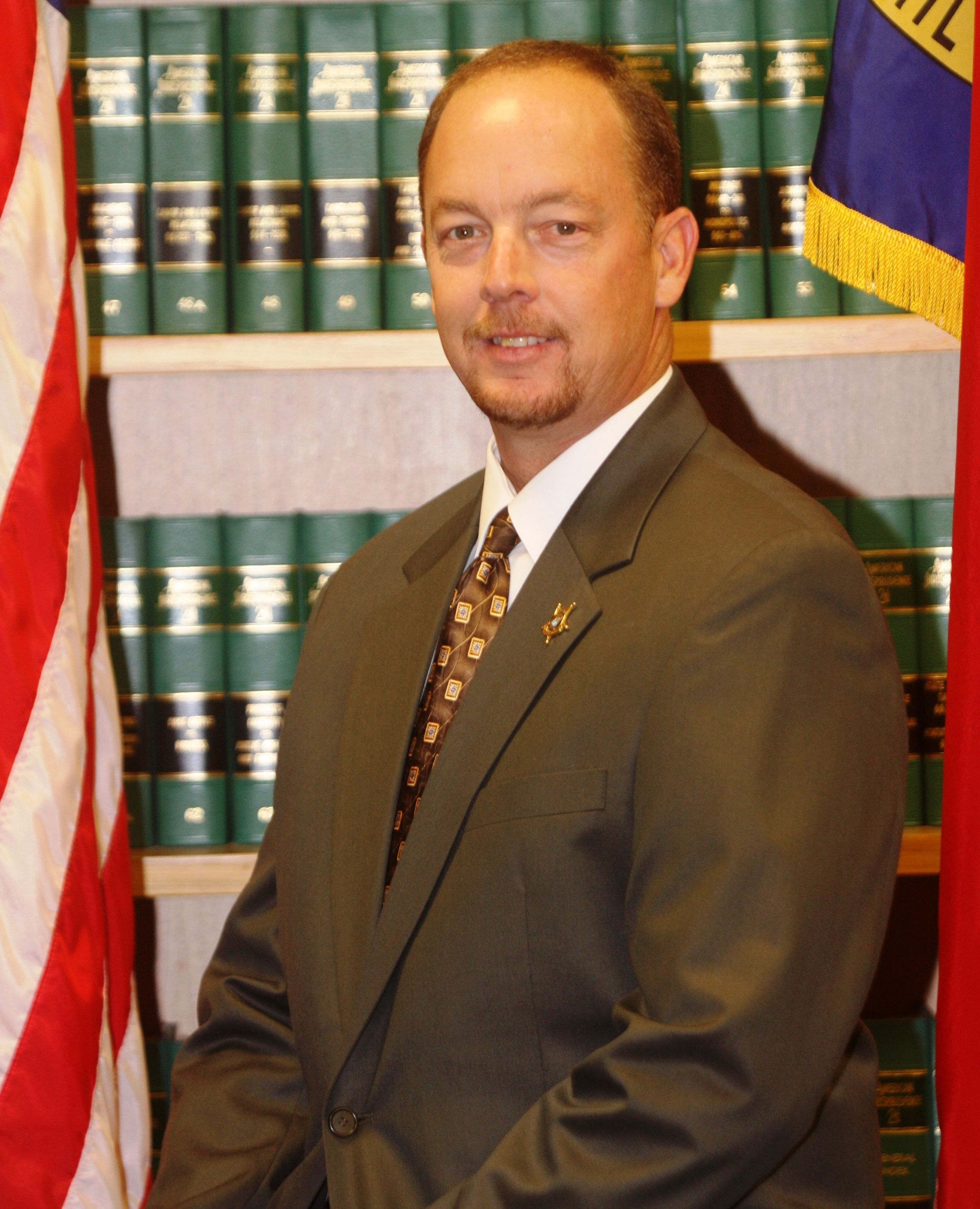 Sheriff Robert L. Holland - Macon County North Carolina