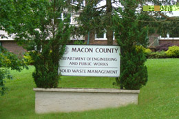 macon county nc solid waste department north carolina franklin highlands
